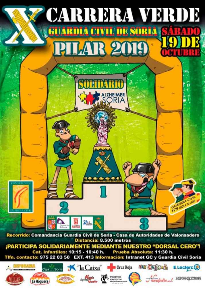 X Carrera del Pilar 2019
