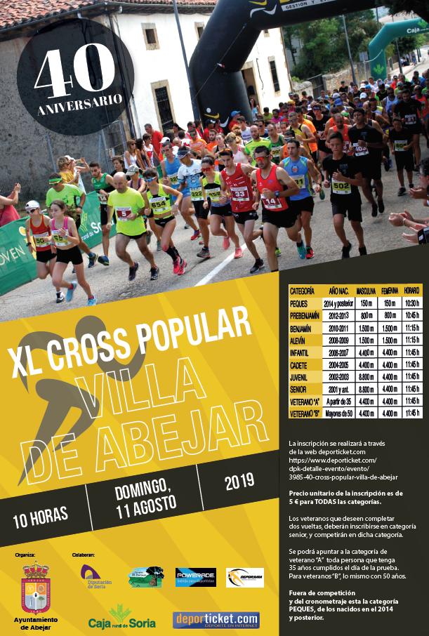 XXXX Cross Popular Villa de Abejar