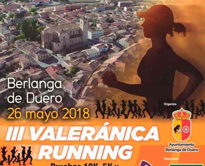 III Valeránica Running Berlanga de Duero