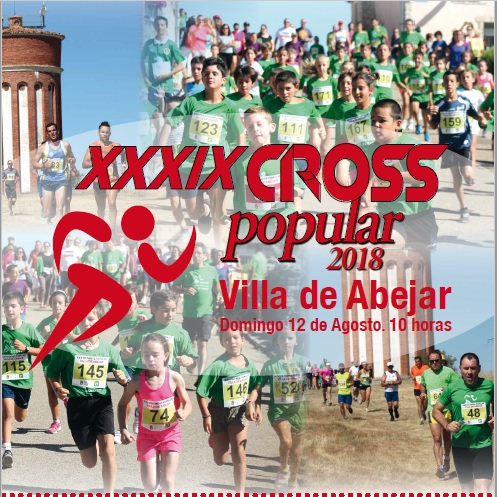 XXXIX Cross Popular Villa de Abejar