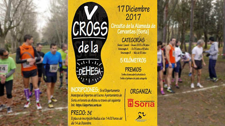 CROSS DE LA DEHESA