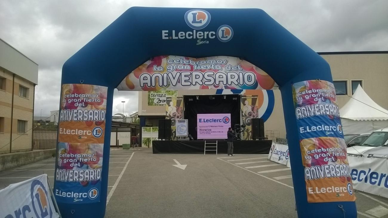 III Carrera popular E.Leclerc