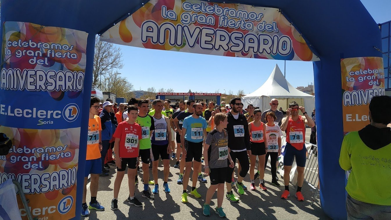 V Carrera Popular Eleclerc 2019