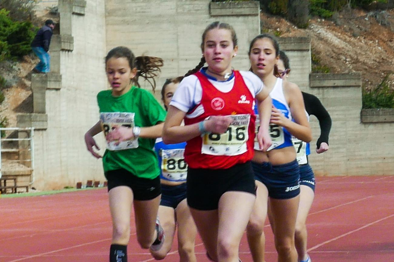 1ª Jornada de Atletismo de pista Escolares