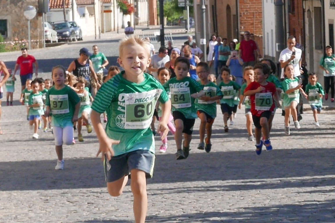 Carrera junior A
