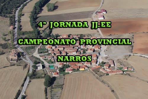 4ª Jornada JJ. Escolares, Campo a Través Populares Narros (Soria)