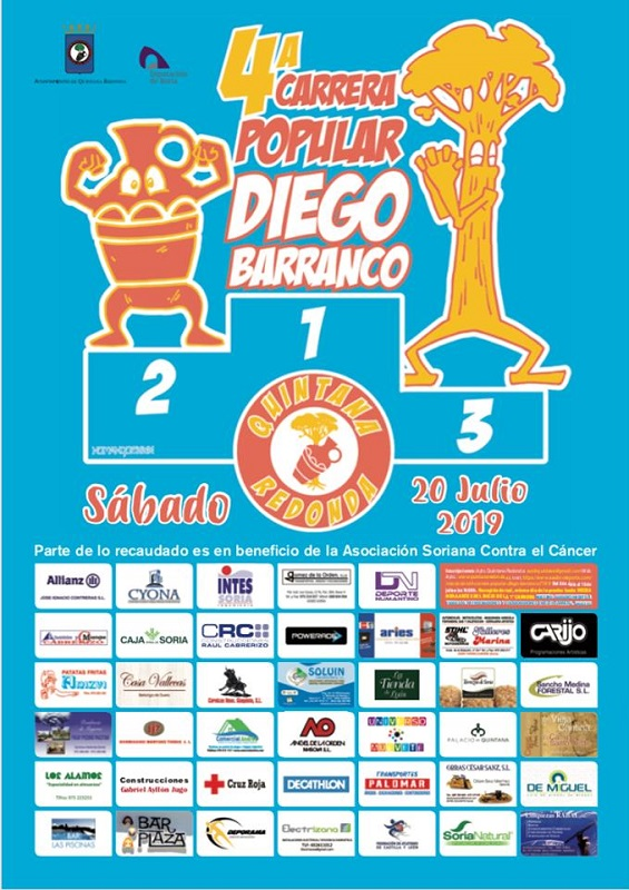"4ª Carrera Popular ""Diego Barranco"""