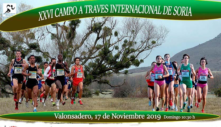 XXVI Campo a través Internacional de Soria