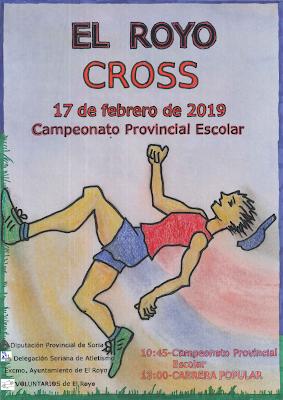 4º Jornada Juegos Escolares Cross del Royo