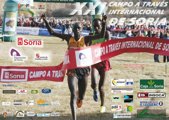 XXI Cross Internacional de Soria