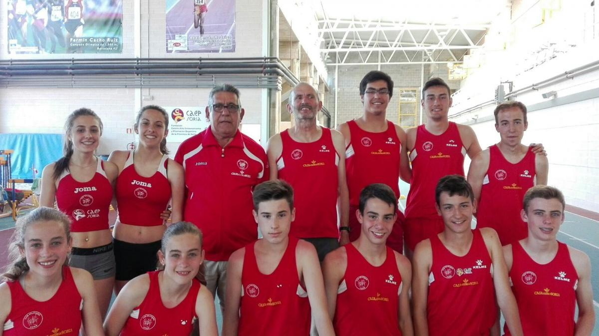CLUB ATLETISMO SORIA CAJA RURAL