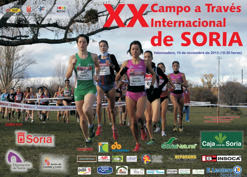XIX Cross Internacional de Soria (2013)