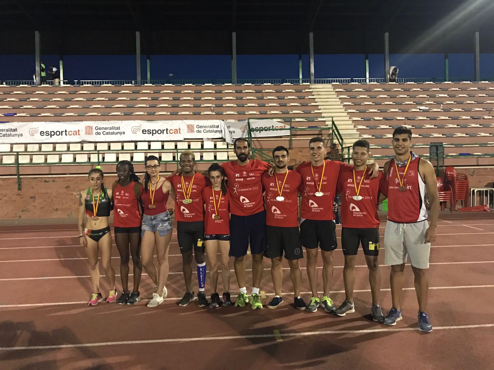 Campeonato de España Junior 2017 (Granollers)
