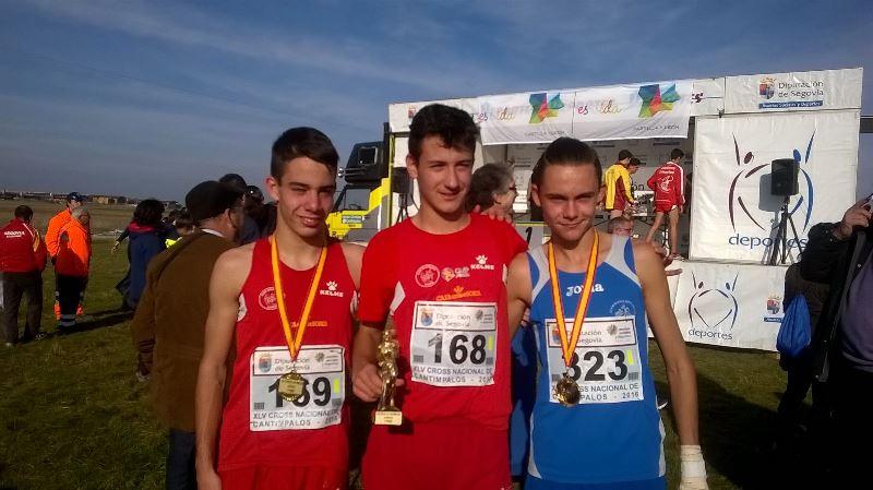 Club de Atletismo Soria Caja Rural. Jóvenes