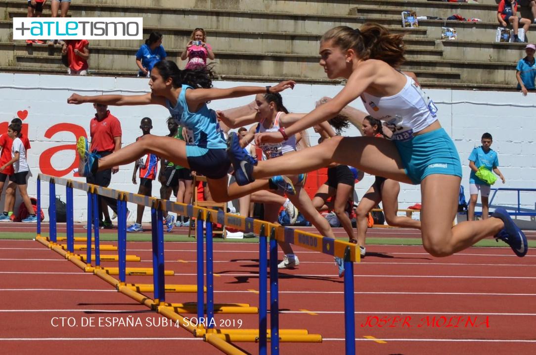 Campeonato de España individual SUB14 en imagenes