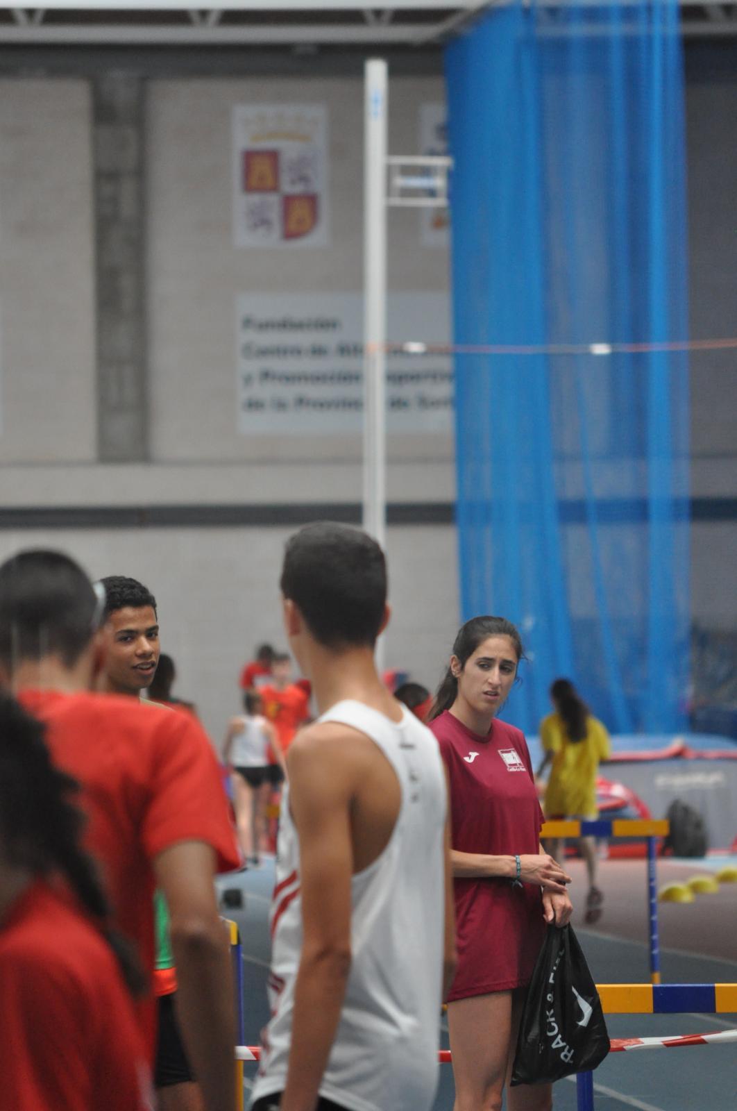 Preparación de atletas