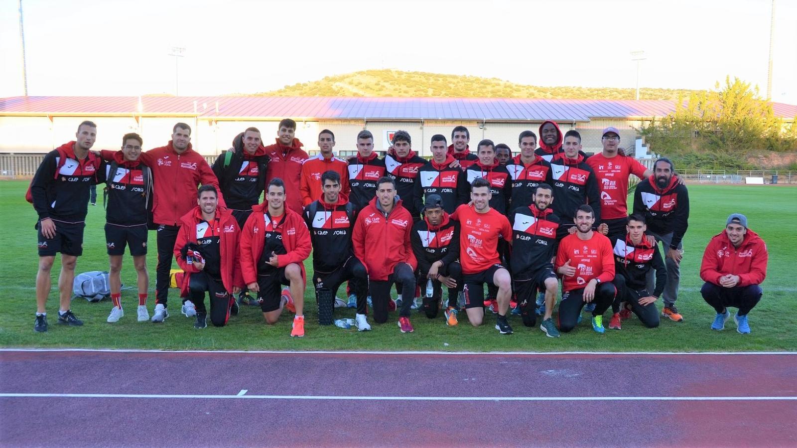 15 de Junio 2019 Estadio de los Pajaritos, (Soria)