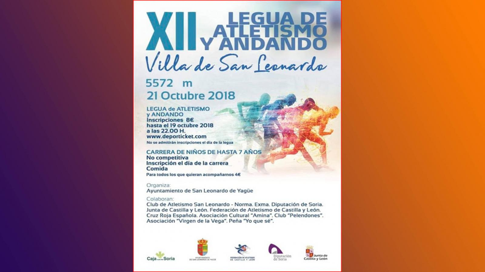 XII Legua Villa de San Leonardo
