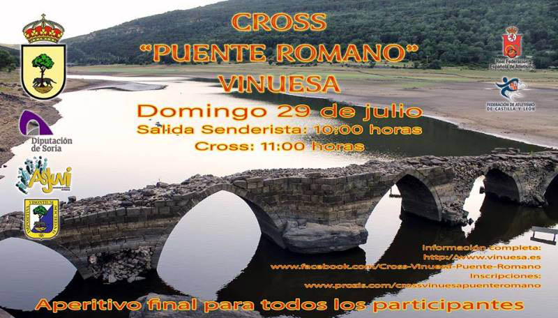 Cross Popular Puente Romano
