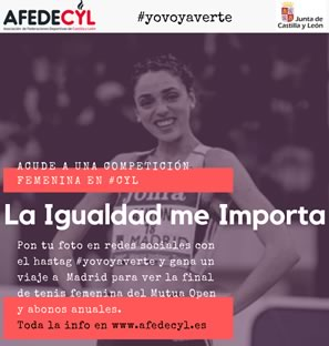 #Yovoyaverte Atletismo