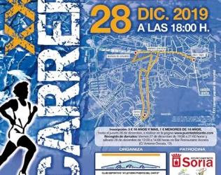 XXV Carrera de Navidad de Soria