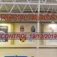 CONTROL PISTA CUBIERTA