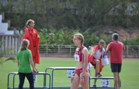 Tres atletas sorianos, al Campeonato de España Infantil