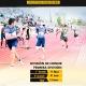 La liga Sports Atletismo Division de Honor (Hombres) Resultados