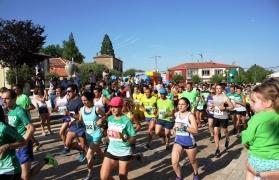 Medio millar de atletas, con Diego Barranco